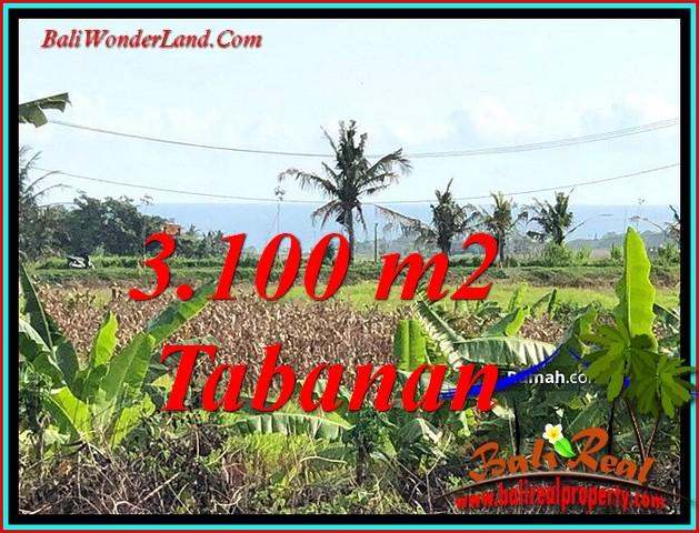 Exotic PROPERTY KERAMBITAN TABANAN LAND FOR SALE TJTB485