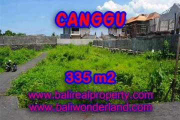 Land for sale in Bali, exotic view in Canggu Pererenan Bali – TJCG142