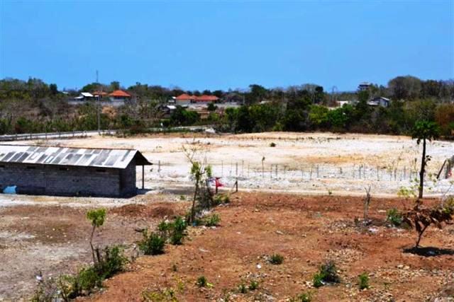 Land for sale in Jimbaran Bali - LJI004
