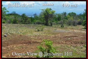 400 m2 LAND IN Jimbaran Ungasan FOR SALE TJJI088