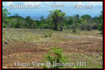 400 m2 LAND IN Jimbaran Ungasan FOR SALE TJJI088