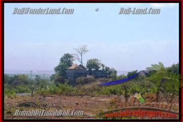 FOR SALE Magnificent LAND IN JIMBARAN BALI TJJI079