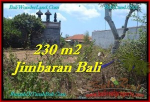FOR SALE Magnificent 200 m2 LAND IN JIMBARAN TJJI102