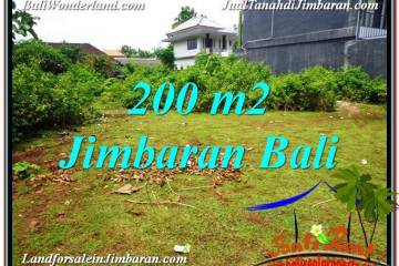 Magnificent PROPERTY Jimbaran Ungasan BALI LAND FOR SALE TJJI107