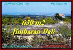 Exotic PROPERTY 630 m2 LAND FOR SALE IN JIMBARAN BALI TJJI099