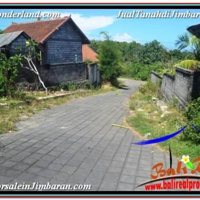 Beautiful 200 m2 LAND IN JIMBARAN BALI FOR SALE TJJI104