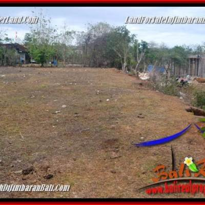 Beautiful PROPERTY 400 m2 LAND IN JIMBARAN UNGASAN BALI FOR SALE TJJI132A