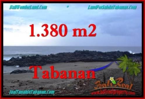 LAND SALE IN Tabanan Selemadeg BALI TJTB270