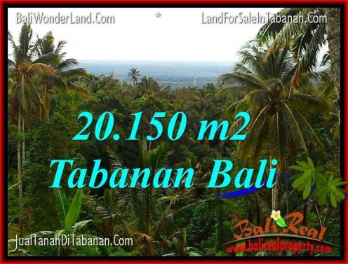 Exotic PROPERTY LAND FOR SALE IN Tabanan Penebel BALI TJTB322