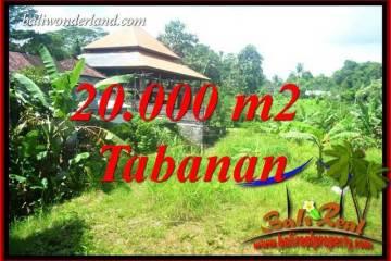 Beautiful Property Land in Tabanan Bali for sale TJTB418