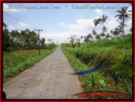 FOR SALE Magnificent PROPERTY 2.670 m2 LAND IN UBUD TJUB451