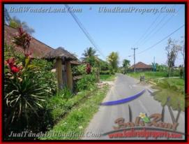 Magnificent PROPERTY LAND FOR SALE IN UBUD TJUB437