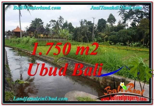 LAND SALE IN Ubud Tampak Siring BALI TJUB557