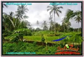 FOR SALE Magnificent LAND IN Ubud Payangan BALI TJUB570