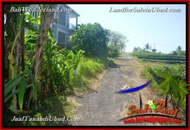 FOR SALE Magnificent 400 m2 LAND IN UBUD BALI TJUB659