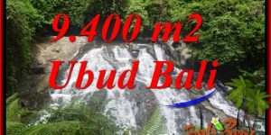 Exotic Property 9,400 m2 Land for sale in Ubud Gianyar Bali TJUB686