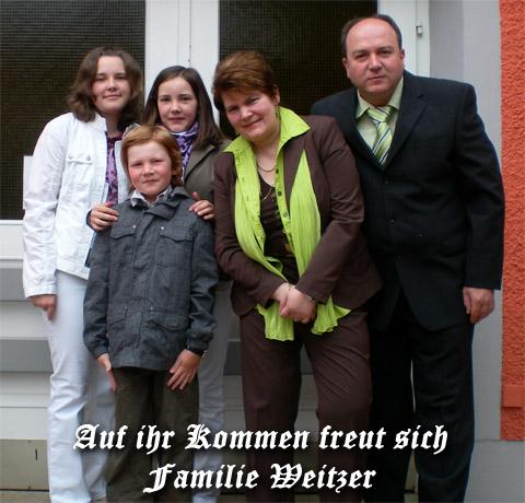 Familie Weitzer