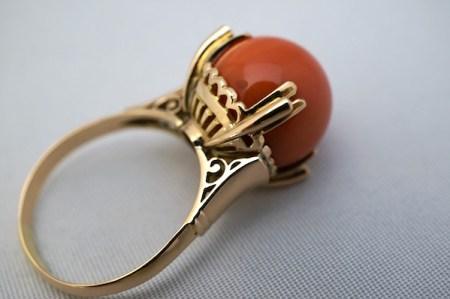 珊瑚のリング