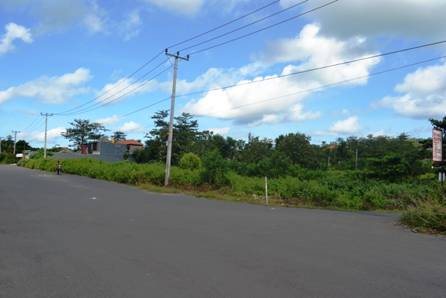 Land for sale in Jimbaran Suitable for villa  in JImbaran Ungasan  Bali