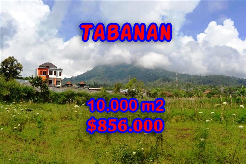 Land for sale in Bali, amazing view in Tabanan Bedugul – TJTB060