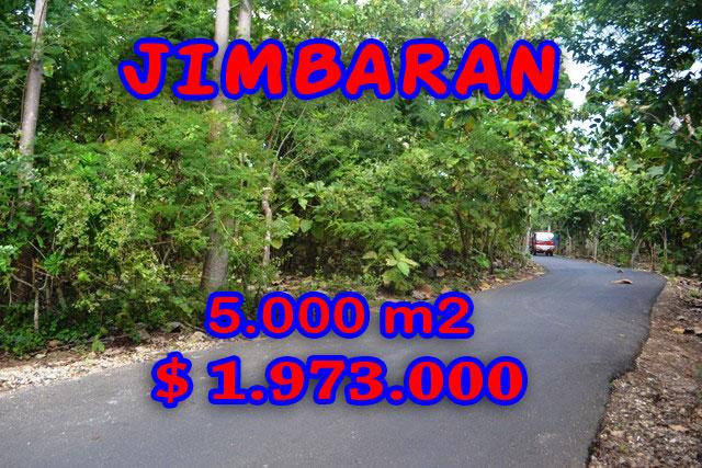 Bali Property for sale, Stunning land for sale in Jimbaran Bali  – 5.000 sqm @ $ 394