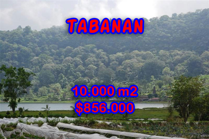 Land in Bali for sale, Interesting view in Tabanan Bali – TJTB059
