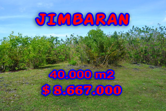 Exceptional Property in Bali, Land in Jimbaran Bali for sale – TJJI043