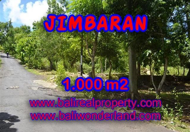 Magnificent Land for sale in Bali, Great View to the ocean and airport in Jimbaran Ungasan Bali – TJJI070
