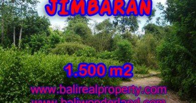 Land in Bali for sale, Amazing view in Jimbaran Ungasan Bali – TJJI069