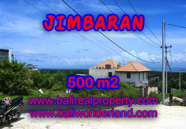 Land for sale in Bali, amazing view in Jimbaran Ungasan – TJJI066