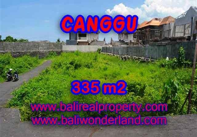 Land for sale in Bali, wonderful view in Canggu Bali – TJCG142