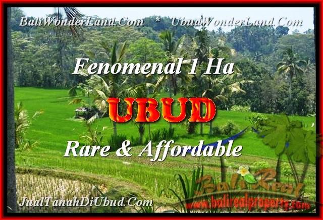 FOR SALE LAND IN UBUD TJUB456