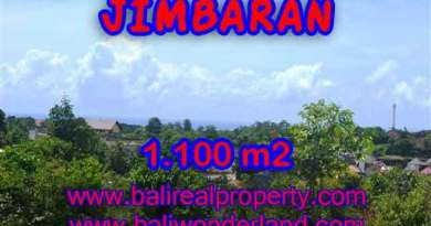LAND IN JIMBARAN BALI FOR SALE TJJI067