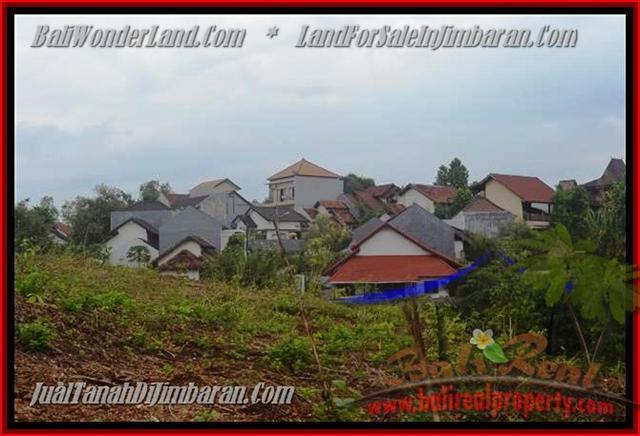 Beautiful LAND FOR SALE IN Jimbaran Ungasan TJJI076