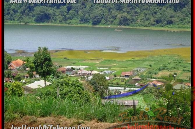 Magnificent 17,800 m2 LAND IN TABANAN BALI FOR SALE TJTB189