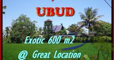 Beautiful PROPERTY LAND FOR SALE IN UBUD TJUB437