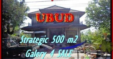 Affordable PROPERTY 500 m2 LAND FOR SALE IN UBUD BALI TJUB438