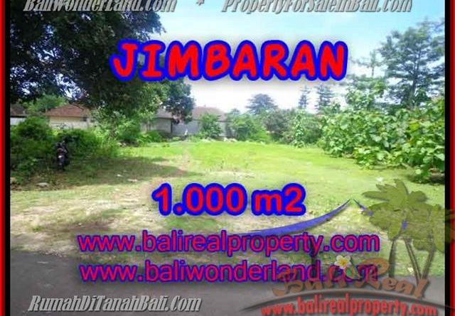 Affordable LAND IN JIMBARAN BALI FOR SALE TJJI063