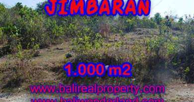 Affordable PROPERTY LAND SALE IN Jimbaran Ungasan TJJI074