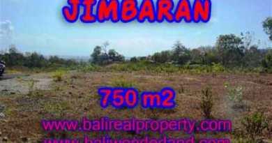 Affordable PROPERTY 750 m2 LAND IN JIMBARAN FOR SALE TJJI079