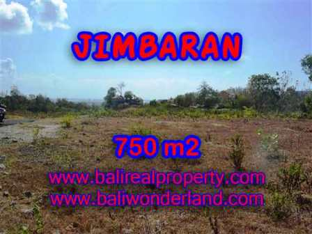 FOR SALE Beautiful PROPERTY 750 m2 LAND IN JIMBARAN BALI TJJI079