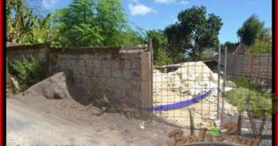 Exotic PROPERTY JIMBARAN 200 m2 LAND FOR SALE TJJI081