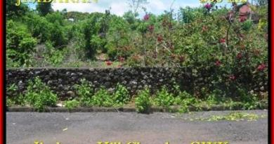 FOR SALE Exotic PROPERTY LAND IN Jimbaran Ungasan TJJI086
