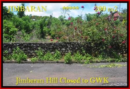 FOR SALE Exotic PROPERTY LAND IN Jimbaran Ungasan TJJI086