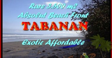 Beautiful PROPERTY LAND SALE IN TABANAN TJTB156