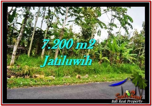 FOR SALE Affordable PROPERTY 7,200 m2 LAND IN TABANAN BALI TJTB226