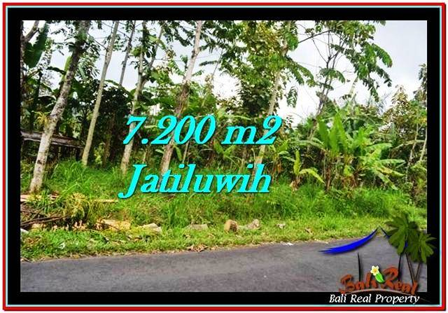 Exotic 7,200 m2 LAND IN TABANAN BALI FOR SALE TJTB226