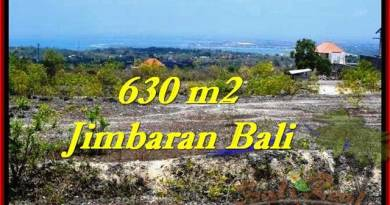 Exotic PROPERTY 630 m2 LAND SALE IN JIMBARAN TJJI099