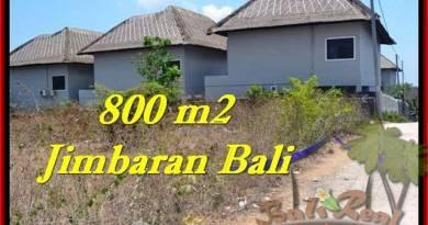 FOR SALE Affordable PROPERTY 800 m2 LAND IN JIMBARAN TJJI098
