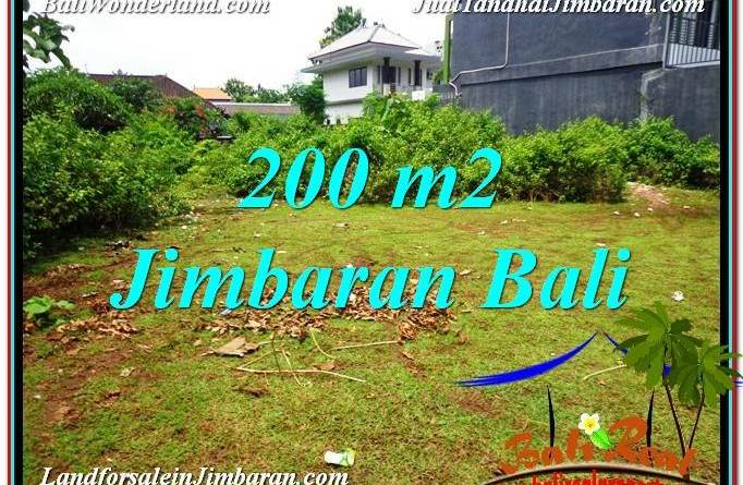 Affordable 200 m2 LAND FOR SALE IN JIMBARAN TJJI107